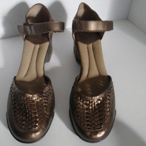 B1G1 Free - Nurture Bronze Shoes